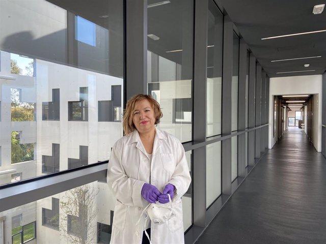 La investigadora Laura Lechuga