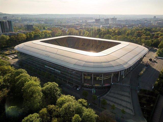 Estadio del Dynamo Dresden