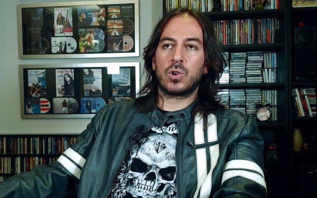 Jorge Salán celebra 20 años de carrera musical