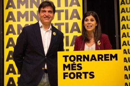 """Sabrià y Vilalta (ERC) acusan al PSC de """"facilitar"""" la Alcaldía de Badalona a Albiol"""