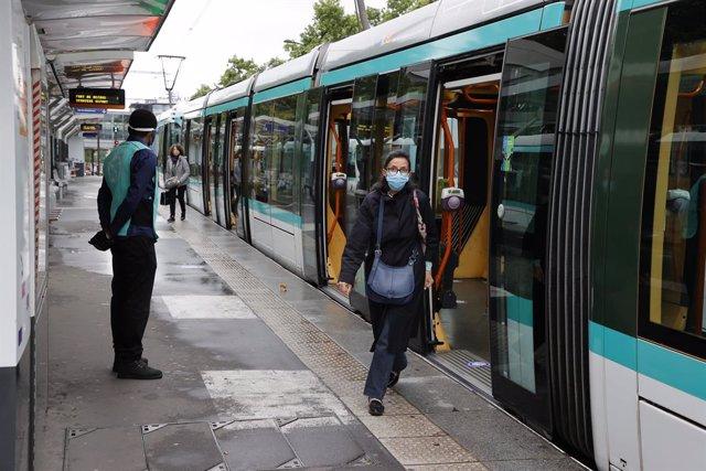 Coronavirus.- Francia sufre un nuevo repunte de la cifra de muertos diarios con