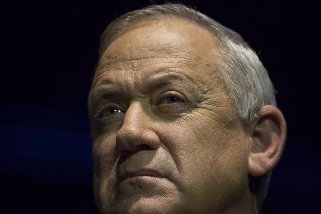 Israel.-Gantz renuncia como presidente del Parlamento israelí para formar parte