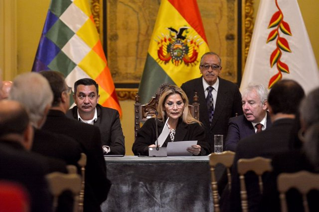 """Coronavirus.- Bolivia insiste en que la libertad de expresión """"puede estar sujet"""