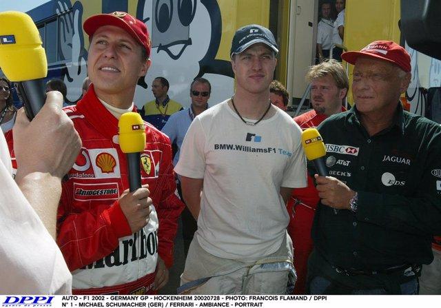 """Fórmula 1.- Ralf Schumacher: """"Mick Schumacher tiene todas las opciones de ir a F"""