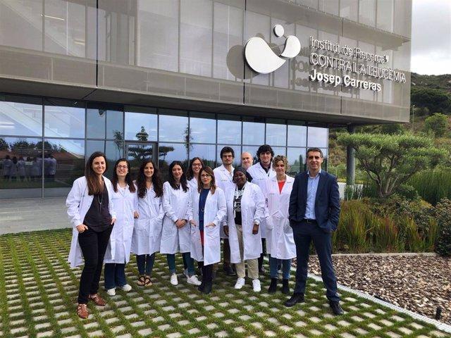 Grupo de epigenética del cáncer dirigido por el doctor Manel Esteller, director del Instituto Josep Carreras