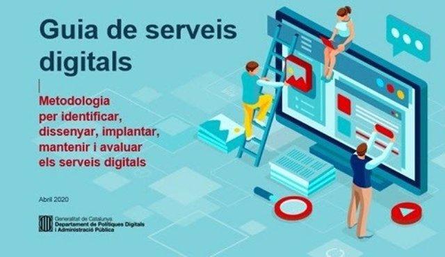 Guia de serveis digitals de la Generalitat