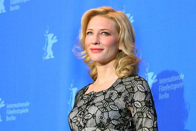 Cate Blanchett en el Festival de Berlín
