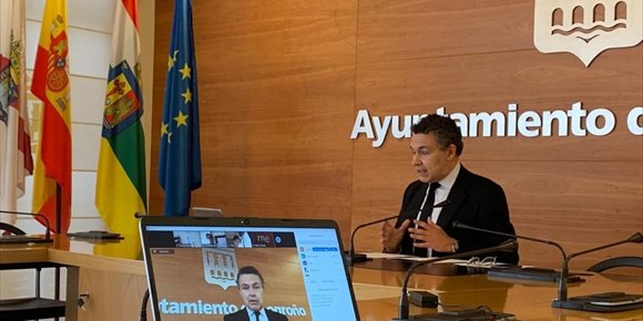4. El PP pide al Ayuntamiento una comisión específica para planificar la desescalada en Logroño