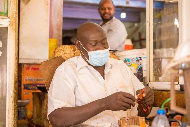 Coronavirus.- Lesoto, último país de África en registrar su primer caso de coron