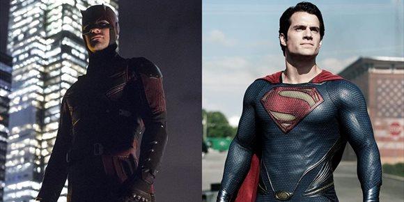 1. Charlie Cox (Daredevil) estuvo a punto de ser Superman