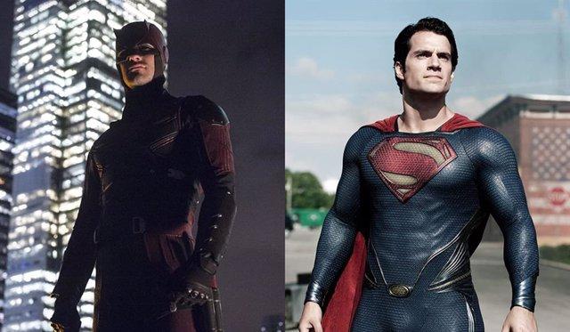 Charlie Cox (Daredevil) estuvo a punto de ser Superman