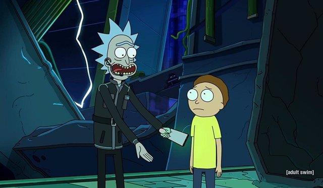Confirmada la 6ª temporada de Rick y Morty