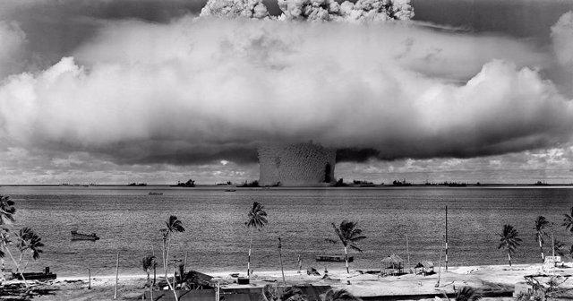Test atómicos de la Guerra Fría alteraron patrones de lluvia lejanos