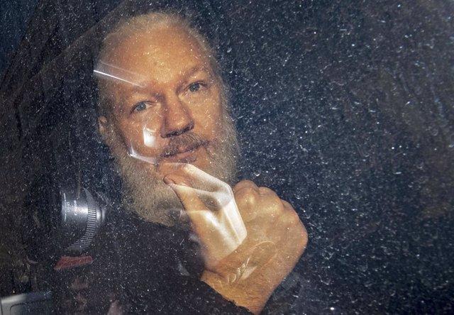 Wikileaks.- La audiciencia sobre la extradición de Assange a EEUU se celebrará e