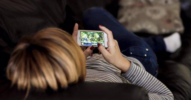 Las descargas de juegos para móviles crecieron un 34,7% en España durante el con