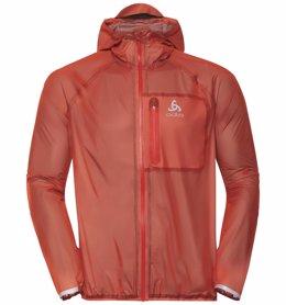 Odlo lanza la chaqueta Dual Dry para mantener seco al corredor por dentro y por fuera