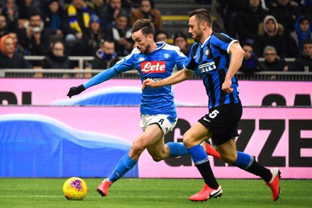 Fútbol.- Los clubes de la Serie A fijan el 13 de junio para reanudar el campeona