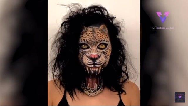 Mimi Choi, la artista del maquillaje que es capaz de convertirse en el animal que quiera