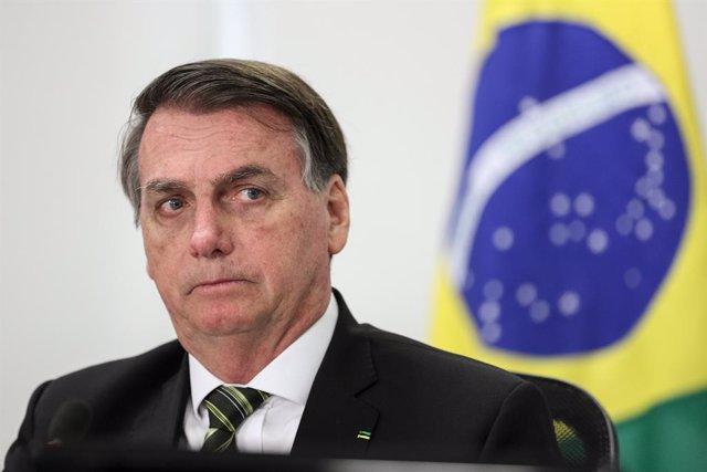 Coronavirus.- El Supremo de Brasil confirma que Bolsonaro dio negativo de COVID-
