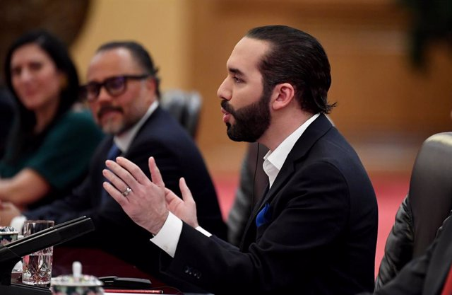 El Salvador.- Bukele afirma que la delincuencia está controlada en El Salvador t