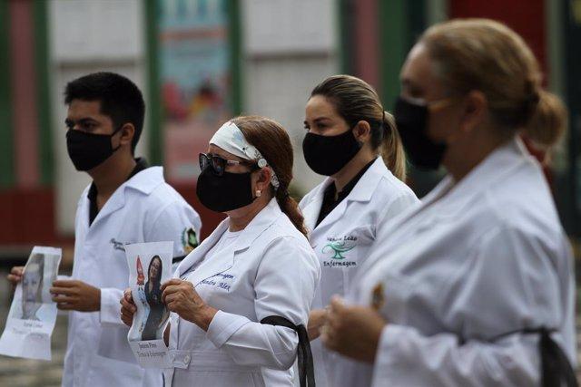 Coronavirus.- Brasil supera a Francia en casos de Covid-19 y ya es el sexto país
