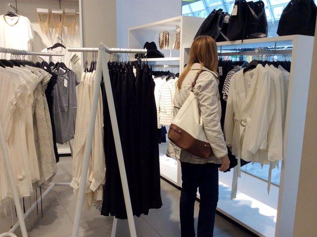 Rebaixes, compres, comerç, consum, roba, moda, botiga, preus, IPC