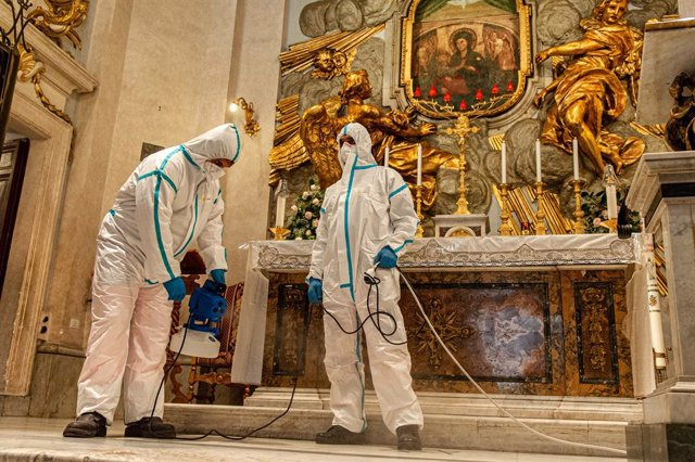 Coronavirus.- La pandemia de coronavirus supera los 297.000 muertos con más de 4