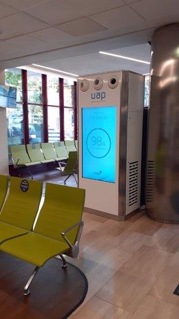 El hospital Vithas Madrid Arturo Soria instala un purificador de aire que filtra y elimina virus