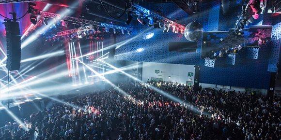 6. Se acercan los conciertos a puerta cerrada en dos grandes recintos de México