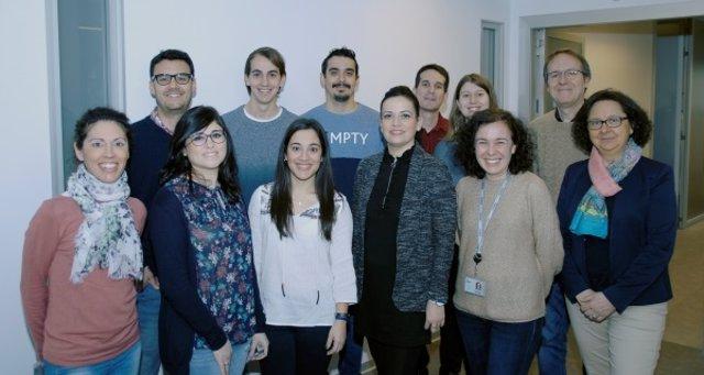 Imagen de archivo del grupo de Epigenética y Reparación del ADN de la Universidad de Córdoba