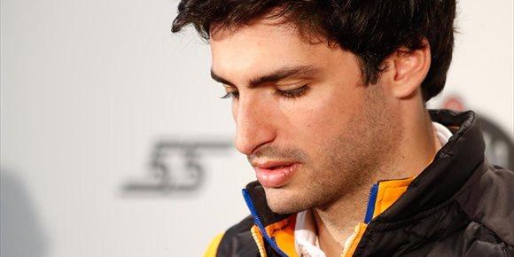 5. La emotiva carta con la que Carlos Sainz empieza a despedirse de McLaren