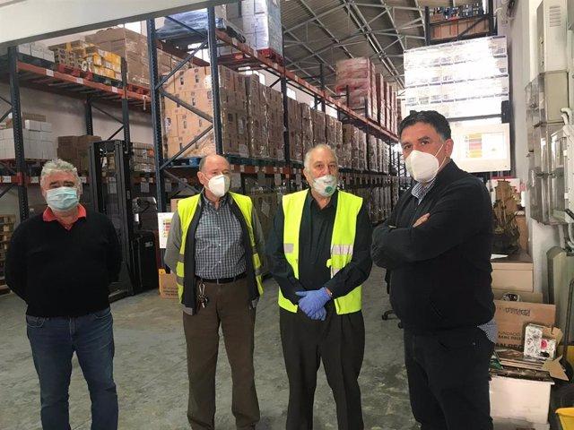 La Diputació de Tarragona ajuda a garantir el subministrament del Banc dels Aliments