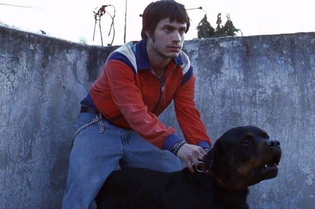 Imagen de la película Amores perros