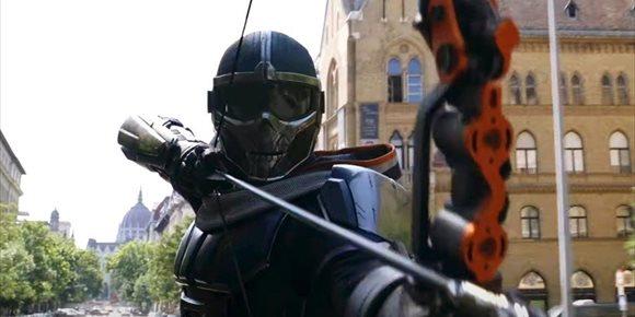1. Un actor de Viuda Negra revela accidentalmente quién es Taskmaster