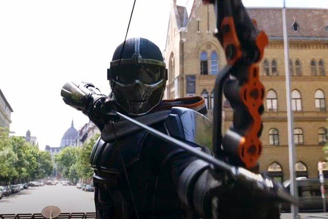 Taskmaster, el gran villano de Black Widow (Viuda Negra)