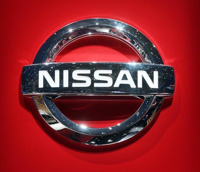 Logo de Nissan.
