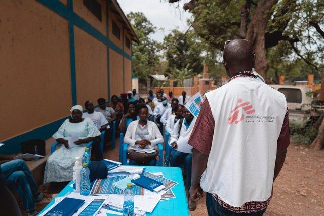 Coronavirus.- Las ONG, preocupadas por el aumento de casos en Sudán del Sur y la