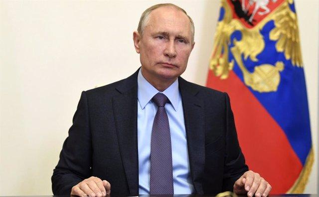Coronavirus.- Putin revela que el ministro de Ciencia ruso también ha contraído