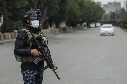 Las fuerzas de Irak matan a diez presuntos miembros de Estado Islámico al sur de Mosul