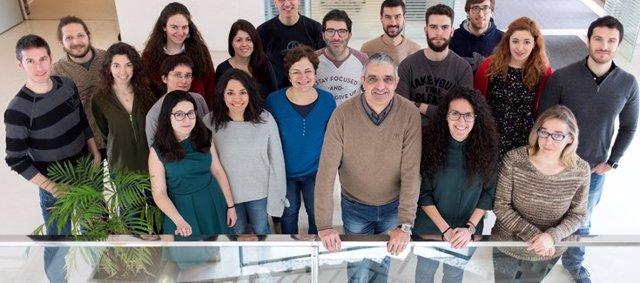 Grupo del CIBERONC coordinado por Xosé Bustelo
