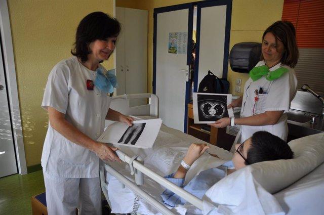 Coronavirus.- Los niños con cáncer no tienen mayor riesgo de infectarse de COVID