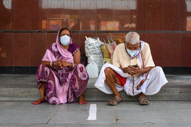 Coronavirus.- India anuncia un paquete de ayudas de 429 millones de euros para m