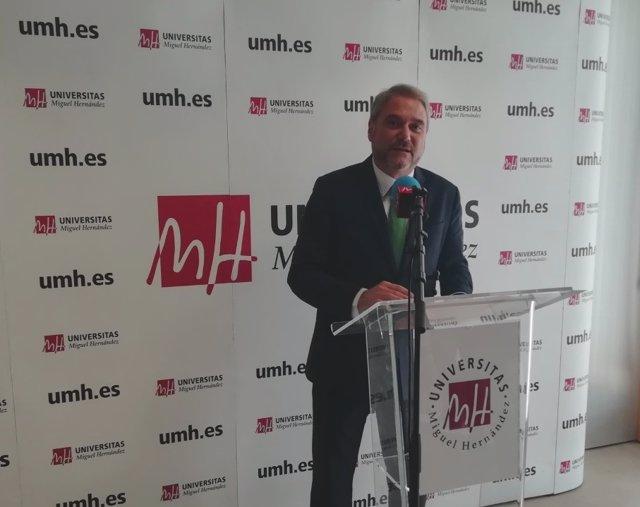 La UMH será la sede del XXII encuentro de Rectores del Grupo Tordesillas y el re