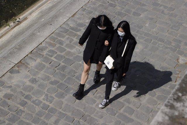 Coronavirus.- Francia constata un repunte de la cifra de muertos por coronavirus
