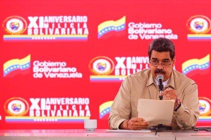 """Venezuela.- Maduro asegura que se han formado """"nuevos grupos de mercenarios y terroristas"""" en Colombia"""