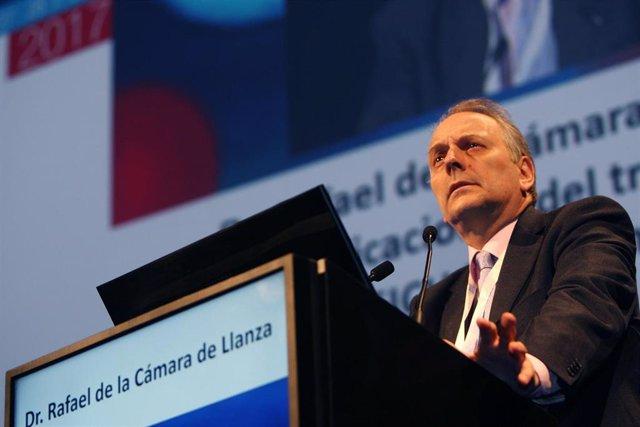 Rafael de la Cámara, jefe del Servicio de Hematología y Hemoterapia del Hospital Universitario La Zarzuela (Madrid)