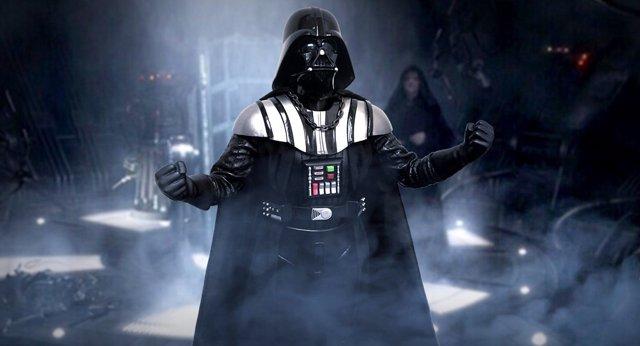 Darth Vader en Star Wars La venganza de los sith
