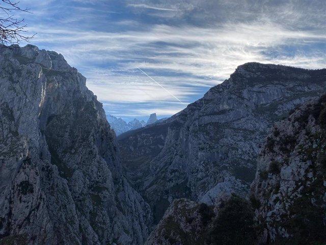 Picos de Europa.