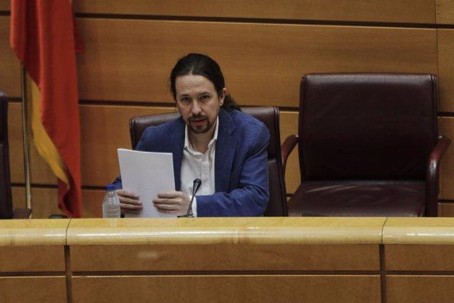 Iglesias reivindica el 15-M nueve años después y resalta que puso sobre la mesa