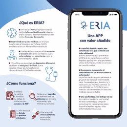 La aplicación 'ERIA', que facilitará a los médicos el diagnóstico de la porfiria aguda